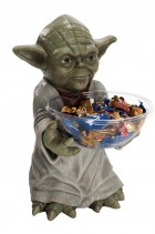 Star Wars Yoda Candy Lolly Bowl Prop