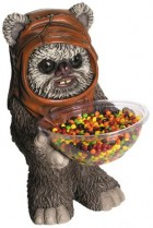 Star Wars Ewok Candy Lolly Bowl Prop