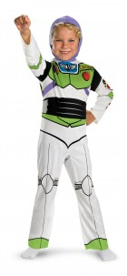 Toy Story Buzz Lightyear Classic Toddler / Child Costume