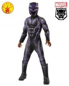Black Panther Super Deluxe Battle Child Costume Large