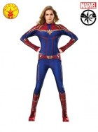 Captain Marvel Deluxe Adult Costume