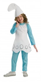 The Smurfs Smurfette Child Girl's Costume