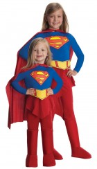 DC Comics Supergirl Toddler / Child Girl's Costume