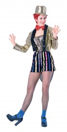 Rocky Horror Picture Show Columbia Adult Women's Costume