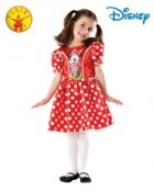 Minnie Mouse Classic Child Costume 3-5