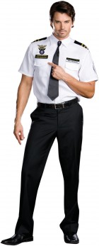 Strip Search Officer Ken I. Seymour Adult Costume