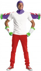 Disney Toy Story - Adult Buzz Lightyear Complete Costume Accessory Kit