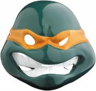 Teenage Mutant Ninja Turtles Michelangelo Vacuform Mask