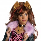 Monster High - Clawdeen Wolf Girl's Girl's Costume Wig (Child)