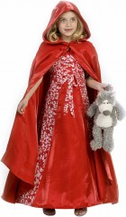 Princess Red Riding Hood Child Girl's Costume