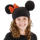 Disney Minnie Mouse Girl's Knitted Hat