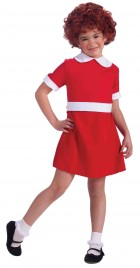 Annie Child Girl's Costume