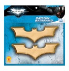 The Dark Knight Rises - Batman Gold Batarangs Weapon