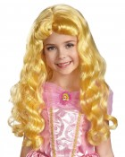 Disney Princesses Sleeping Beauty Aurora Girl's Hair Wig Accessory