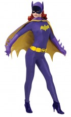 Batman Classic 1966 Series Grand Heritage Batgirl Adult Women's Costume