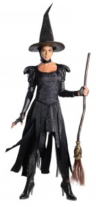 Oz The Great And Poweful Deluxe Wicked Witch of the West Adult Women's Costume