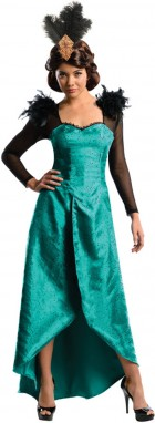 Oz the Great and Powerful Deluxe Evanora Adult Women's Costume