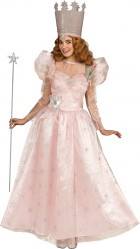 Wizard of Oz Deluxe Glinda the Good Witch Adult Women's Costume