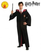 Harry Potter Deluxe Robe Adult Costume Standard