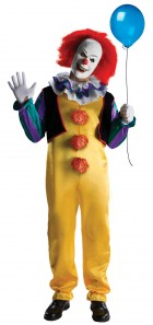 Stephen Kings IT Pennywise Deluxe Adult Costume