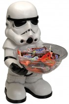 Star Wars Stormtrooper Candy Lolly Bowl Prop