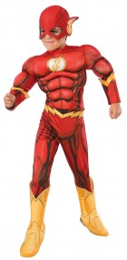 The Flash Deluxe Child Costume