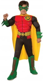 Robin Deluxe Child Costume