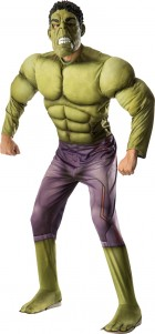 Avengers Age of Ultron Deluxe Hulk Adult Costume