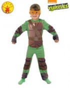 Teenage Mutant Ninja Turtles Leonardo & Michelangelo Child Costume 6-8
