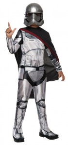 Star Wars Episode 7 The Force Awakens Captain Phasma Classic Child Costume