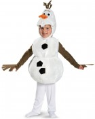 Frozen Melted Olaf Classic Toddler / Child Costume