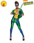 Teenage Mutant Ninja Turtles Leonardo Jumpsuit Adult Costume