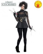 Edward Scissorhands Female Adult Costume