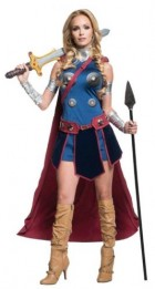 Thor Valkyrie Secret Wishes Adult Costume