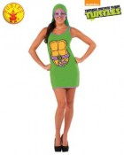 Teenage Mutant Ninja Turtles Donatello Tank Dress Adult Costume