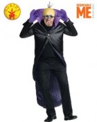Despicable Me Minion Dracula Adult Costume Standard
