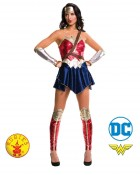 Justice League Wonder Woman Adult Costume