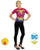 Batman vs. Superman Wonder Woman Adult Costume Top