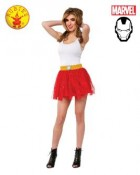 Iron Man Rescue Adult Skirt
