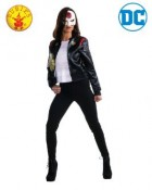 Suicide Squad Katana Teen Costume Kit