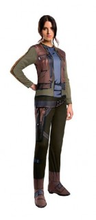 Star Wars Rogue One Jyn Erso Classic Adult Costume