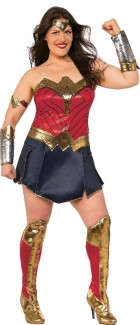 Wonder Woman Deluxe Adult Plus Costume