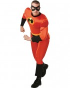 The Incredibles 2 Mr. Incredible Deluxe Adult Costume