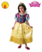 Snow White Glitter Child Costume 4-6