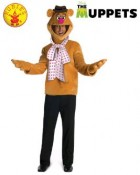 The Muppets Fozzie Bear Adult Costume Standard
