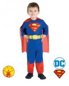 Superman Infant Costume 6-12 Months