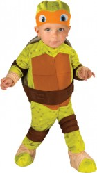 Teenage Mutant Ninja Turtles Michelangelo Toddler Costume