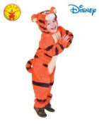 Winnie the Pooh Tigger Furry Toddler Costume