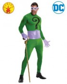 Batman 1960's Riddler Collector's Edition Adult Costume XL