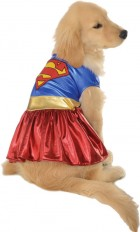 DC Comics Supergirl Pet Costume